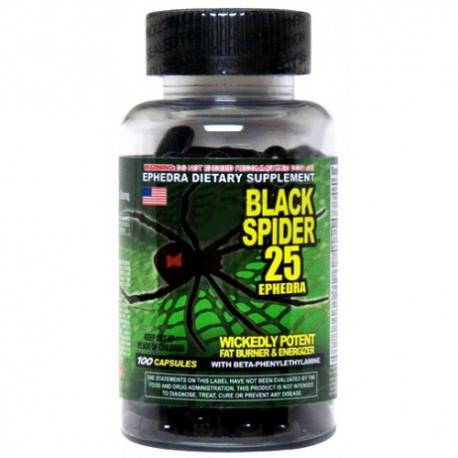 Black Spider 100 капс