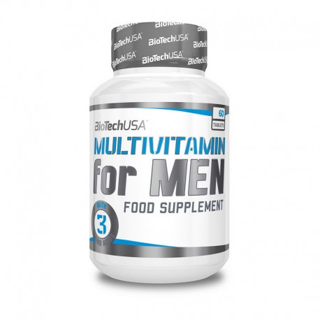BT Multivitamin for Men (MEN'S PERFORMANCE) - 60 т
