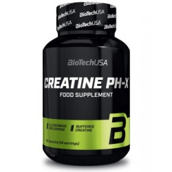 BT CREATINE pH-X - 90 капс