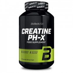 BT CREATINE pH-X - 210 капс