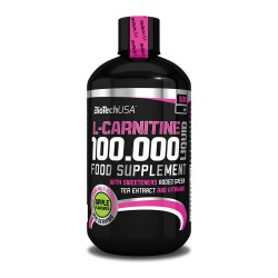 BT L-CARNITINE LIQUID 100 000 500мл