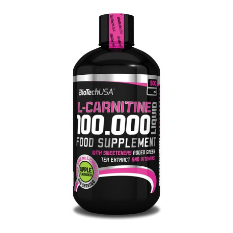 BT L-CARNITINE LIQUID 100 000 500мл